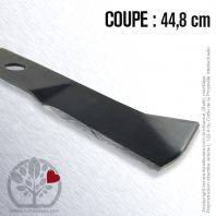 Lame tondeuse. Coupe 44,8 cm. Murray