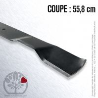 Lame tondeuse. Coupe 55,8 cm. Murray