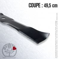 Lame tondeuse.  Coupe 49,5 cm. Murray
