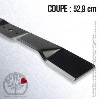 Lame pour Ibéa P4050023. Coupe 52,9 cm