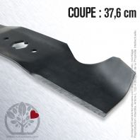 Lame tondeuse. Coupe 37,6 cm. MTD