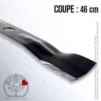 Lame tondeuse. Coupe 46 cm. Murray