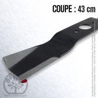 Lame pour Case C14886. Coupe 43 cm