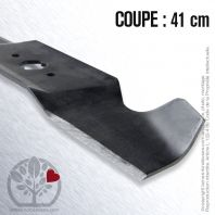Lame tondeuse. Coupe 41 cm. MTD
