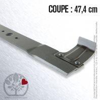 Lame pour Alko 531438. Coupe 47,4 cm