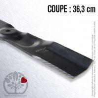 Lame pour AMF 782974. Coupe 36,3 cm