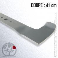 Lame Pour Iseki 81004396/0. Coupe 41 cm