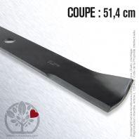 Lame Pour Iseki FM-041-35. Coupe 51,4 cm