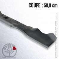 Lame tondeuse. Coupe 50,8 cm. MTD