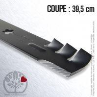 Lame pour Roper 157033. Coupe 39,5 cm
