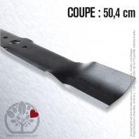Lame pour Castel Garden  81004381/0. Coupe 50,4 cm