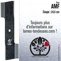Lame pour AMF 9248, 300323, 00782972. Coupe 24,5 cm