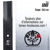 Lame pour AMF 56370, 54882, 49312. Coupe 36,5 cm
