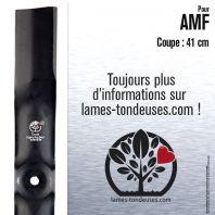 Lame pour AMF 8684, 56820, 00782971. Coupe 41 cm