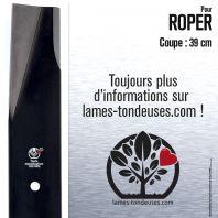Lame pour Roper 25034R, 106635X. Coupe 39 cm