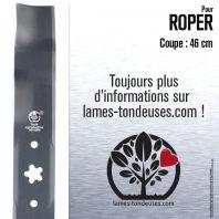 Lame pour Roper 140101. Coupe 46 cm