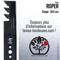 Lame pour Roper 850972. Coupe 50,8 cm