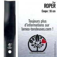 Lame pour Roper 8021, 56401. Coupe 55 cm
