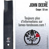 Lame tondeuse. Coupe 53 cm. John Deere