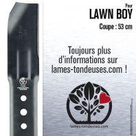 Lame tondeuse. Coupe 53 cm. Lawn Boy