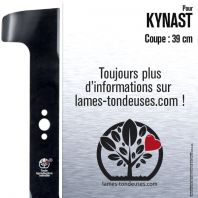 Lame tondeuse. Coupe 39 cm. Kynast