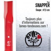 Lame tondeuse.  Coupe 47,5 cm. Snapper