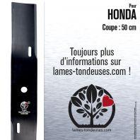 Lame tondeuse.Coupe 50 cm. Honda