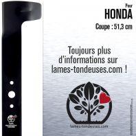 Lame tondeuse. Coupe 51,3 cm. Honda
