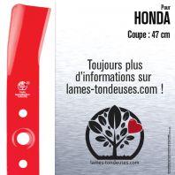 Lame tondeuse. Coupe 47 cm. Honda