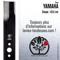 Lame tondeuse. Coupe 45,5cm. Yamaha
