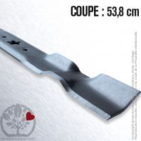Lame tondeuse. Coupe 53,8 cm. AYP