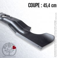 Lame tondeuse. Coupe 45,4 cm. MTD