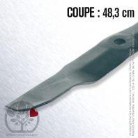 Lame tondeuse. Coupe 48,3 cm. John Deere