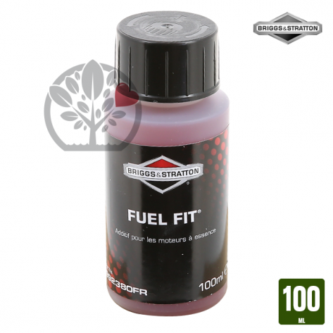 Additif essence moteur. Fuel Fit. Briggs and Stratton. 100 ml