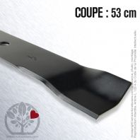 Lame pour AS Motor  6242, 3753. Coupe 53 cm