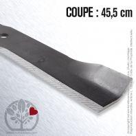 Lame pour Bunton PL4206. Coupe 45,5 cm