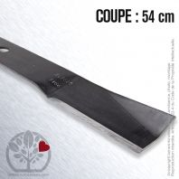 Lame tondeuse. Coupe 54 cm.  Murray