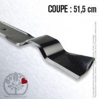 Lame pour AMF 32576, 330277. Coupe 51,5 cm