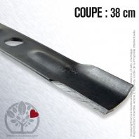 Lame tondeuse. Coupe 38 cm. Murray