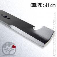 Lame pour Bobcat 32061A. Coupe 41 cm