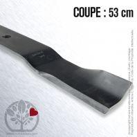 Lame pour Bobcat  112111-03. Coupe 53 cm