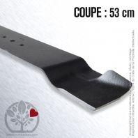 Lame pour Husqvarna, Electrolux 516 49 43-04. Coupe 53 cm