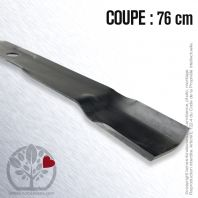 Lame tondeuse. Coupe 76 cm Murray
