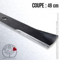 Lame pour Roper 131322. Coupe 49 cm