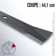 Lame pour Roper 137380. Coupe 44,1 cm