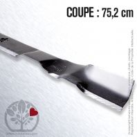Lame tondeuse. Coupe 75,2 cm. AYP 419274