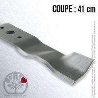 Lame pour Castel Garden, Honda 81004341/3. Coupe 41 cm