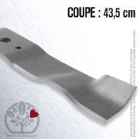 Lame pour Castel Garden  81004365/3. Coupe 43,5 cm