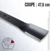Lame pour Castel Garden 81004366/1. Coupe 47,6 cm