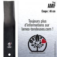 Lame pour AMF  39311,  56821, 00782965. Coupe 46 cm